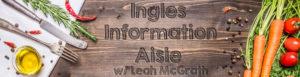 Ingles Information Aisle