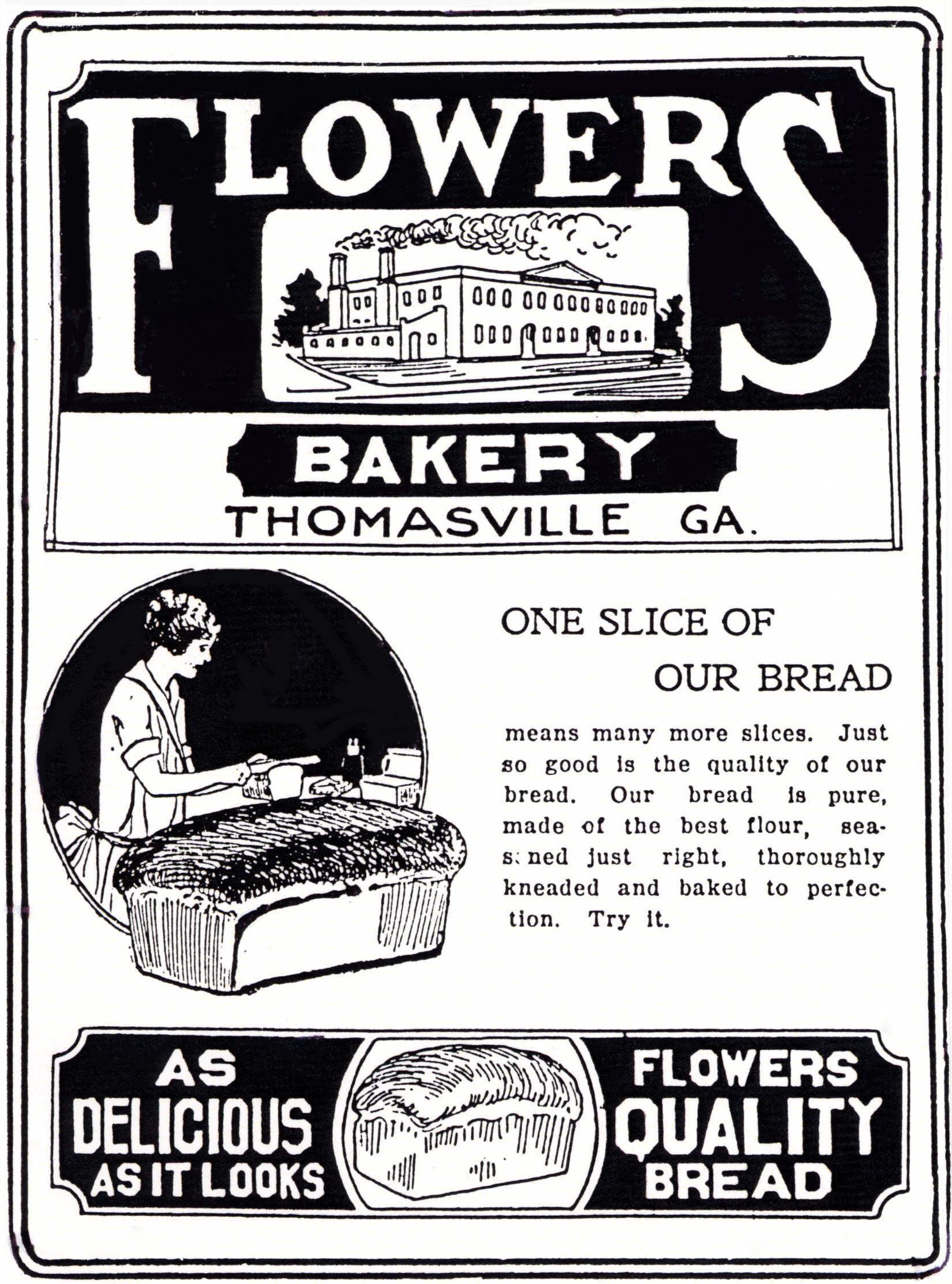flowers-1927-thomasville-times-enterprise-ad-1